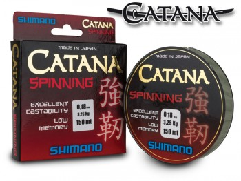 Shimano Catana Spinning 100 mt