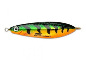 Rattlin Minnow Spoon 80мм 16гр FLP