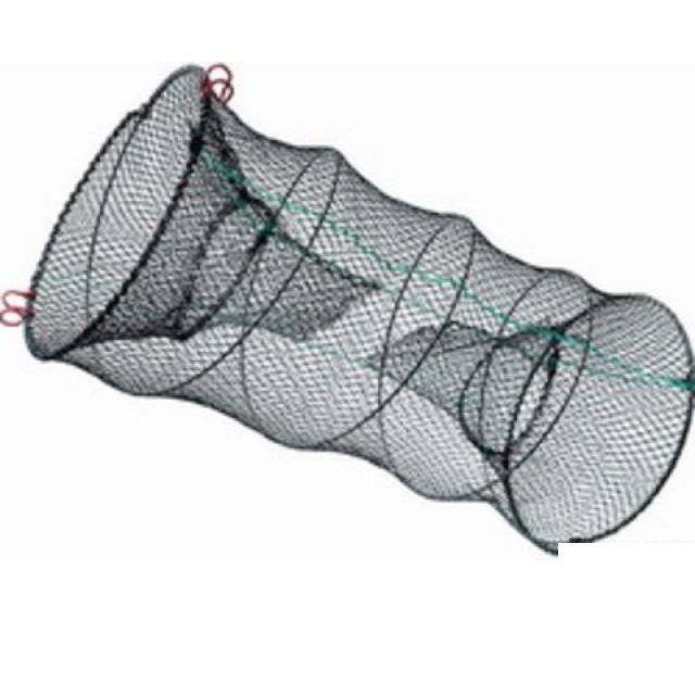 Мерёжа для ловли рыбы своими руками