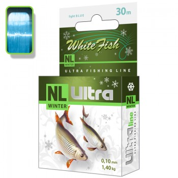 Aqua NL ULTRA WHITE FISH (Белая рыба) 30m
