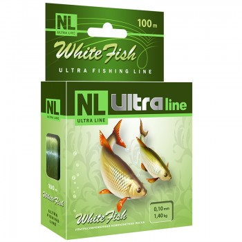 Aqua NL ULTRA WHITE FISH (Белая рыба) 100m