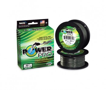 Power Pro Moss Green 135м