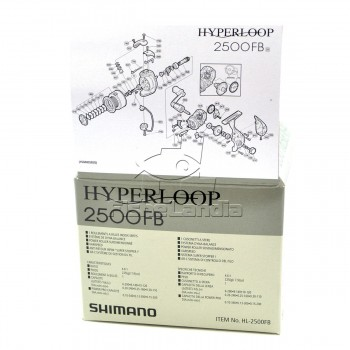 Shimano Hyperloop 2500 FB